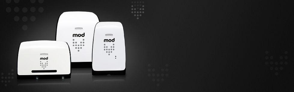 מוצרי היגיינה סדרת MOD, מוצרי נייר, צץ רץ