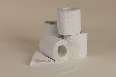 נייר טואלט קרפ תפזורת