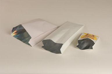 שקיות נייר לאוכל חם