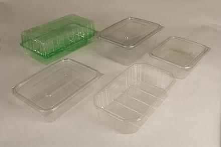 קופסאות מפלסטיק לסלט