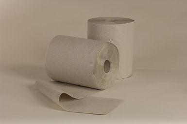 מגבת נייר 1/6, נייר תעשייתי בגליל