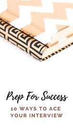 Prep for Success, Liz Ford, Career Coaching