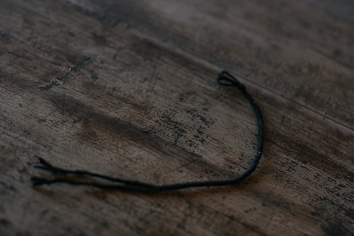 Bracelet Rond Noir n°25