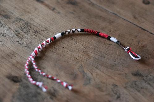 Bracelet Rond Rouge n°17