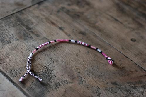 Bracelet Rond Rose n°18