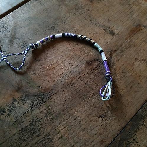 Bracelet Rond Violet Bleu n°30