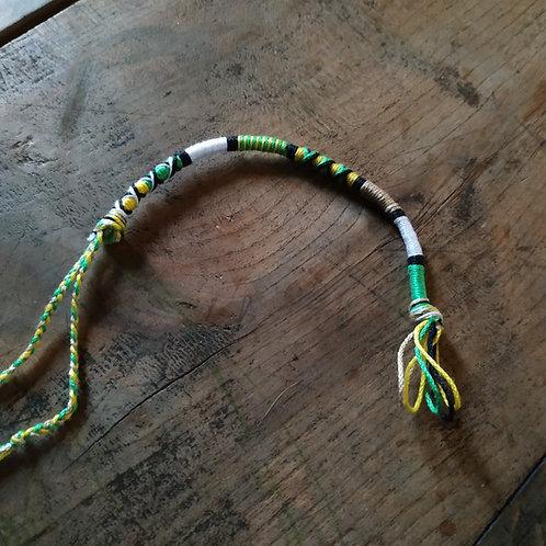 Bracelet Rond Vert Jaune n°31