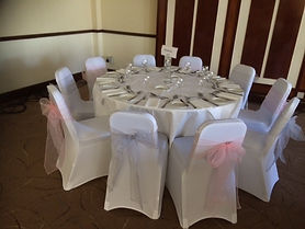 chair covers for hire in Sheffield