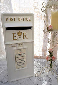 Authentic Post Box available to hire