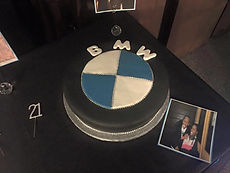 "12"" Fruit cake"