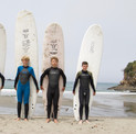 Surf Camp Teens, July 2018