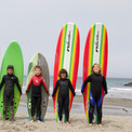 Surf Camp Groms
