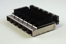 Ganged SFP cage 1x3 w Heat Sink.jpg