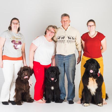 Rodinné focení / Family photos