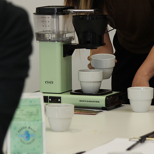 Science of Water for Coffee Workshop
