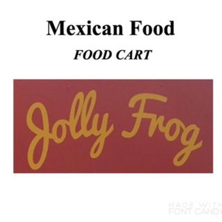 Jolly Frog Mexican Chicken Soup