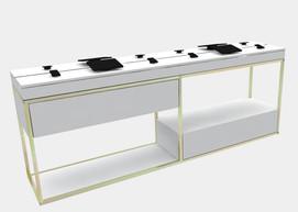 Visualisierung Tisch