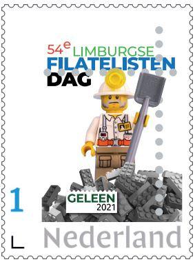 Filatelistendag postzegel