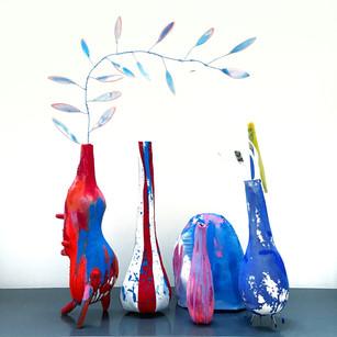 Vase crowd, 2021