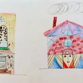 Hannah Toth  two homes where interesting