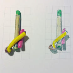 Crayon studies
