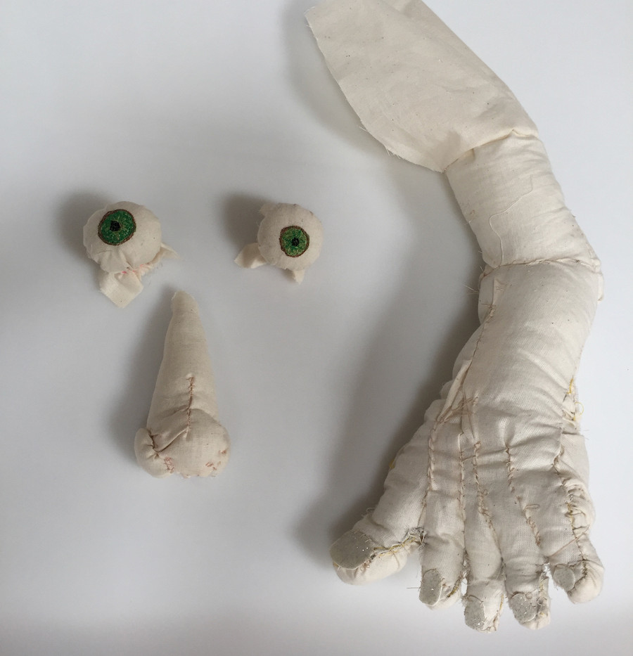 Body parts, 2016