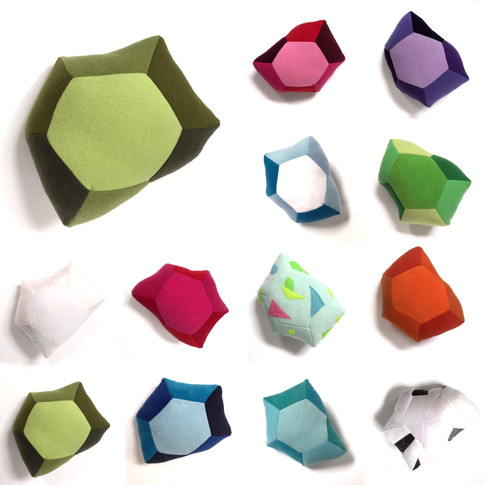 All the birthstones in order.