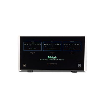 McIntosh MC8207 - Amplificador