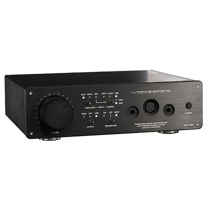 VioLetric DHA V380 - Pré amplificador e amplificador de auscultadores