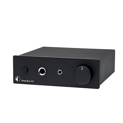 Project Head Box S2 - Amplificador de HeadPhones
