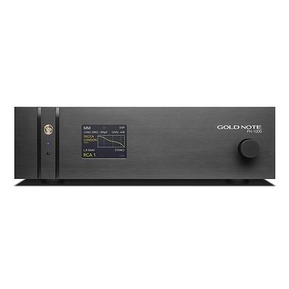 Gold Note PH-1000 - Pre de Phono
