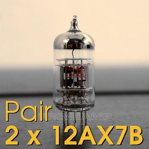 Shuguang PAIR-12AX7B