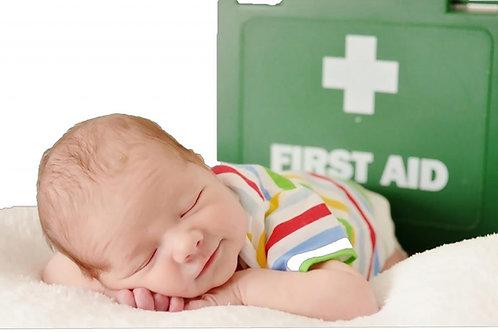 嬰兒急救班