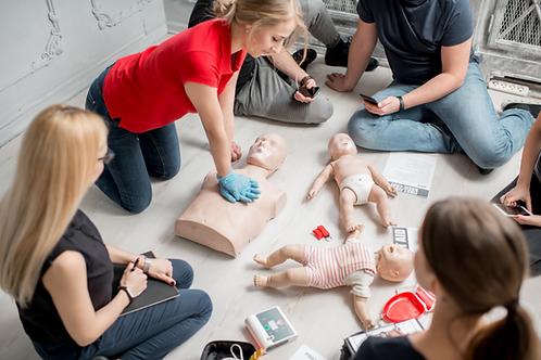 EFRI 急救教練證書課程