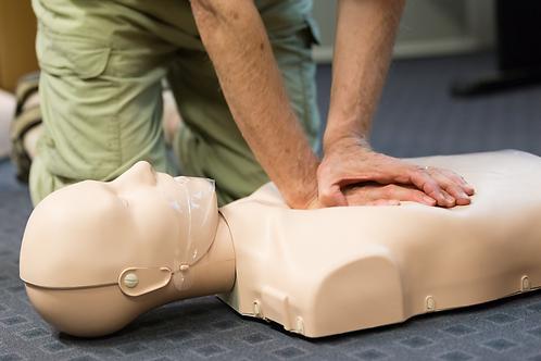 美國EFR 急救證書課程
