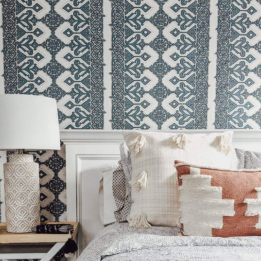 Boho Inspired Master Bedroom