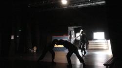 Danse acro et monocycle