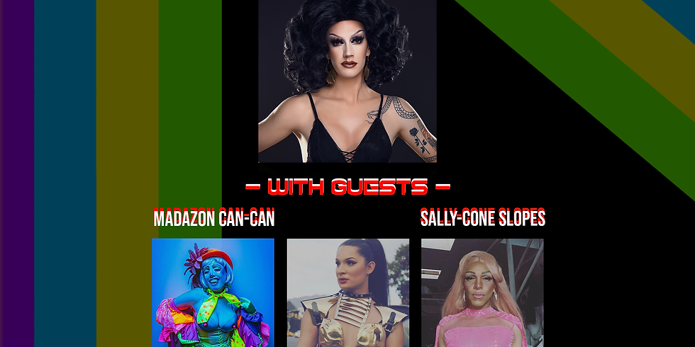 Geekin' Out: A Queer Variety Show