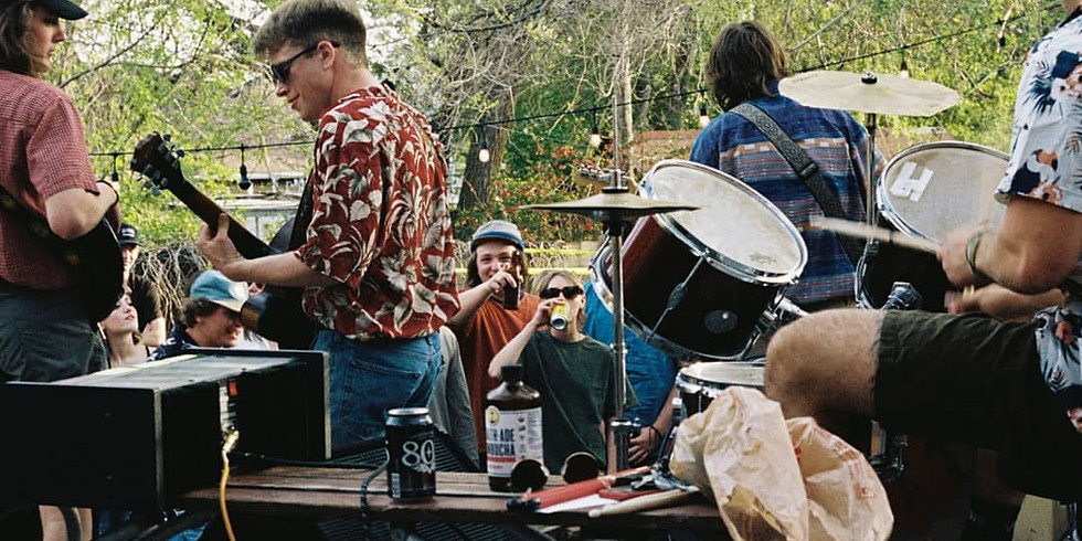 Jack & The Fun-Guys // Slick Velveteens