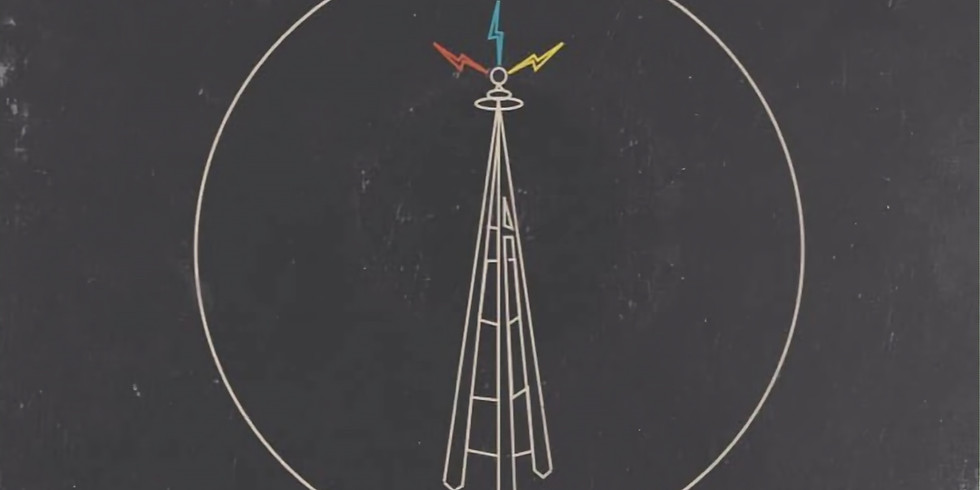 Ghost Radio // Buried Giant // Matthew Heckmann