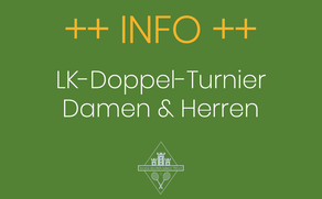 LK-Doppel-Turnier im TCL