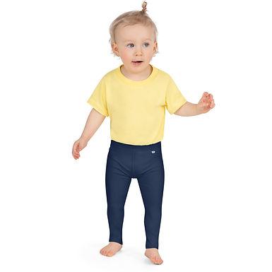 Navy Kid's Leggings