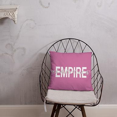 Empire Athletics Pillow (Pink)