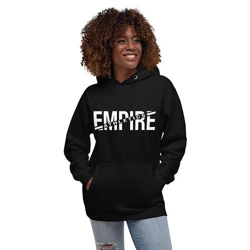 Empire Athletics - Unisex Hoodie (White Text)