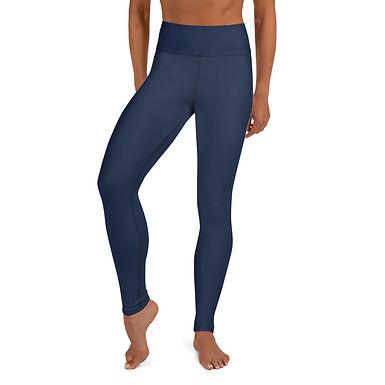 Navy Yoga Leggings