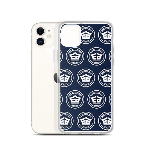 Navy EA iPhone Case