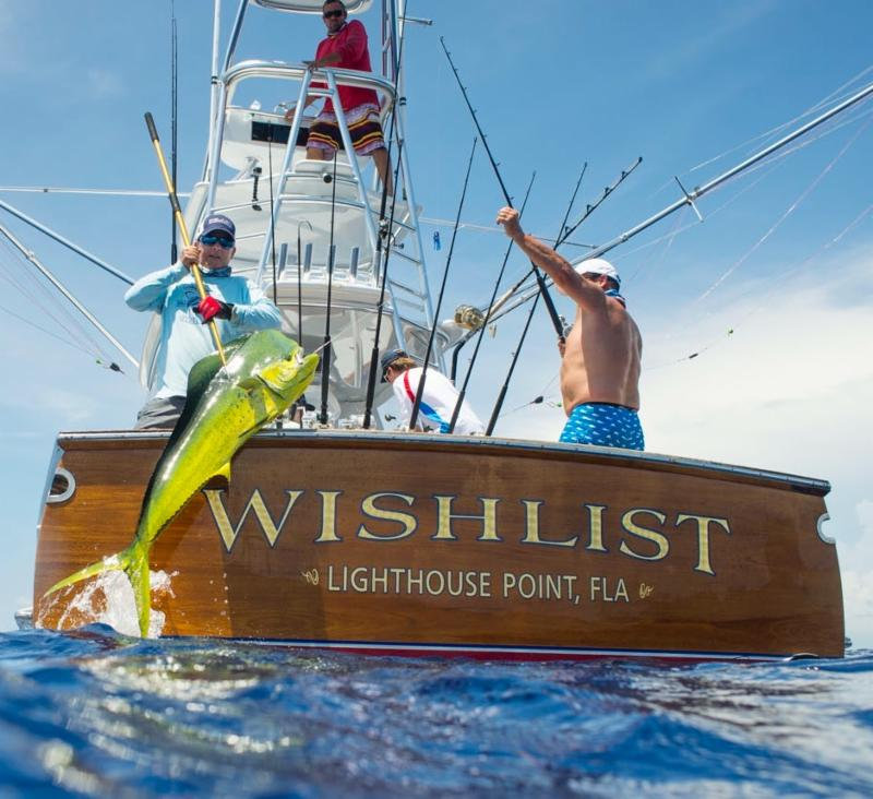 Full Day Fishing Charter