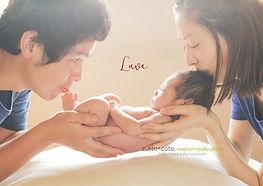 ニューボーンフォト愛知 newborn photo