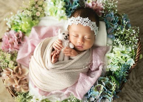 ニューボーンフォト愛知 豊田 newborn photo