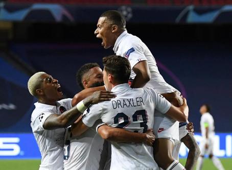 بسيناريو هيتشكوكي: باريس سان جرمان يترشح للدور النصف النهائي من دوري أبطال أوروبا